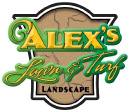 Alex's Lawn and Turf LLC logo