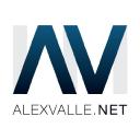 Alexvalle.net logo