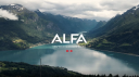 Alfa Sko AS logo