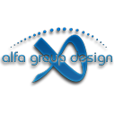 Alfa Group Design.Ro logo