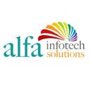 Alfa InfoTech Solutions logo