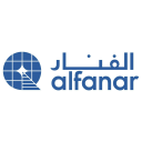 alfanar Co. logo