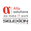 Alfa Solution logo
