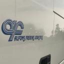 ALFONS FRERIKS LOGISTICS logo