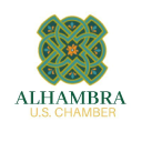 Alhambra-U.S. Chamber of Commerce logo