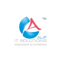 ALIF IT SOLUTIONS PVT. LTD. logo