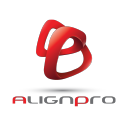 AlignPro logo