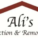 Ali's Construction logo