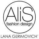 Alis Fashion Design logo