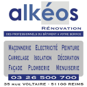 ALKEOS RENOVATION logo