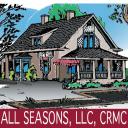 All Seasons, LLC, CRMC logo