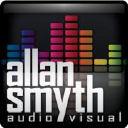 Allan Smyth Audio Visual logo