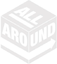 All Around SoCal Courier logo