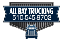 All Bay Trucking logo