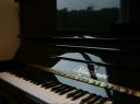 Allegro Pianos logo