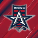 Allen Americans Professional Hockey Club logo