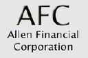 Allen Financial Corporation logo