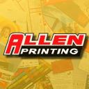 Allen Printing logo