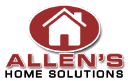 Allen's Home Solutions logo