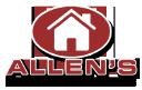 Allen's Home Solutions logo