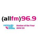 ALLFM 96.9 logo