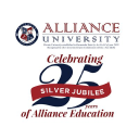 Alliance University logo