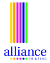 Alliance Printing Ltd logo