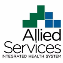 Allied Services logo