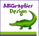 AlliGraphics Design logo