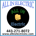 All In Electric logo