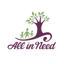 All in Need, Family Support logo