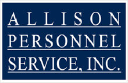 Allison Personnel Service, Inc. logo