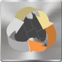 All Metal Recyclers Australia logo