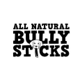 All Natural Bully Sticks Logo
