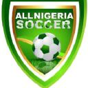 All Nigeria Soccer logo icon