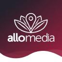 Allo Media logo icon