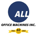 All Office Machines Inc. logo