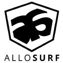 Allosurf logo icon