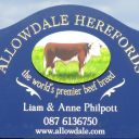 Allowdale Herefords logo