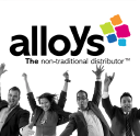 Alloys, The non-traditional distributor logo