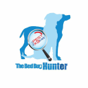 "All Pest K9 Unit ""The Bed Bug Hunter"" logo"