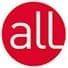 Allprofil as logo