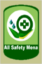 ALL SAFETY MENA LLC. logo