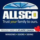 Allsco Windows and Doors logo