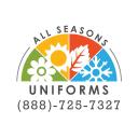 All Seasons Uniforms logo icon