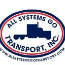 All Systems Go Transport, Inc. logo