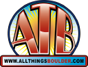 All Things Boulder Podcast logo