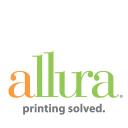 Allura Printing, Inc. logo