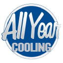 All Year Cooling and Heating Inc logo