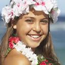 Aloha Hawaiian Flowers and Gifts logo